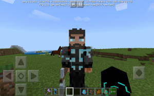 Android Minecraft Mod : Elemental Swords Screen 2