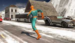 Mutant Spider Traffic Runner 1.0 Screen 14