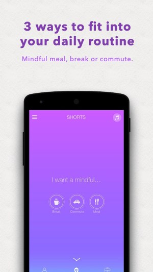 MindFi: Be Mindful Anytime 2.3 Screen 1