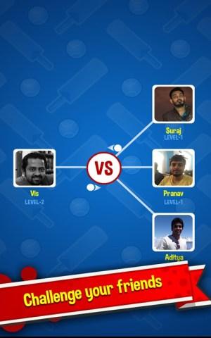 Android Cricket Rockstar : Multiplayer Screen 9