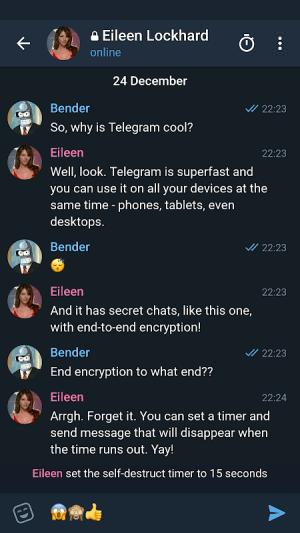Telegram X 0.22.5.1287-arm64-v8a Screen 2