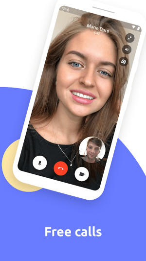 Android TamTam Messenger - free chats & video calls Screen 1
