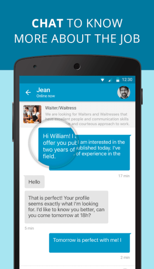 CornerJob - Job offers, Recruitment, Job Search 1.5.3 Screen 2