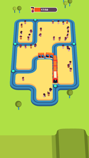 Train Taxi 1.4.0 Screen 7
