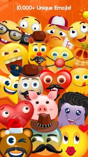 Android Emoji Keyboard - Emoji Maker, WASticker, Emoticons Screen 9