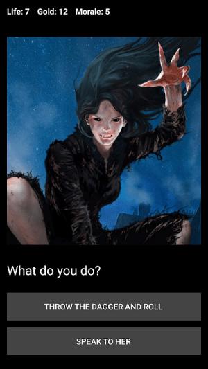 Rogue's Choice: Choices Game RPG 4.3 Screen 5