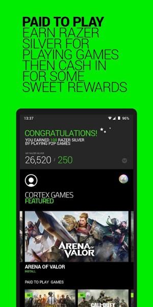 Razer Cortex Games 5.1.594 Screen 4