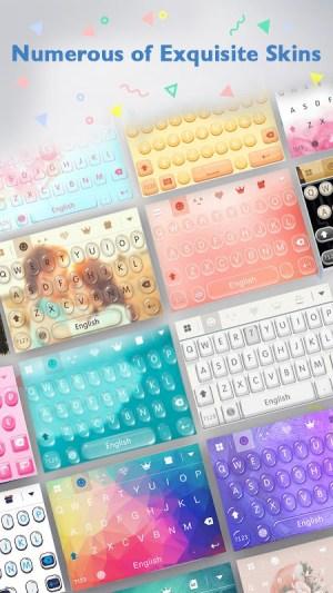 Android Emoji Keyboard ♥ Screen 2