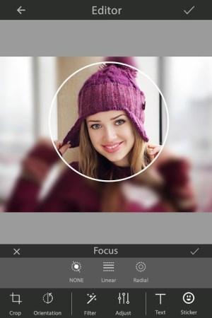 PicCam : Perfect Selfie Camera 4.2 Screen 5