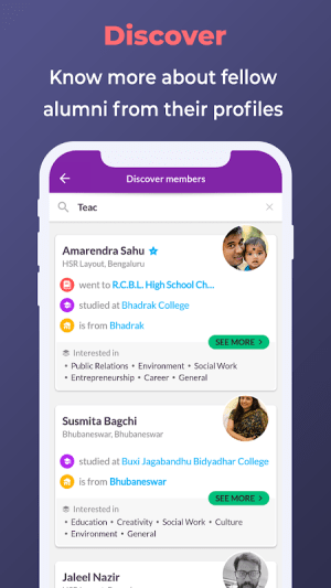 Mo School - Official App by Govt of Odisha 2.27.6 Screen 3