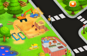 Android Construction City For Kids Screen 2