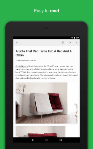 Feedly - Smarter News Reader 81.0.0 Screen 2