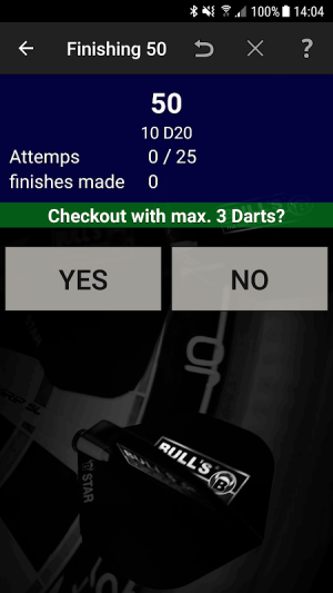 Darts Scoreboard: My Dart Training 2.2.0.3 Screen 12