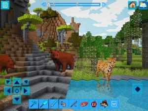 AdventureCraft: 3D Craft Building & Block Survival 4.2.0 Screen 6