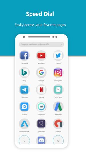 Monument Browser: AdBlocker & Fast Downloads 1.0.202 Screen 1