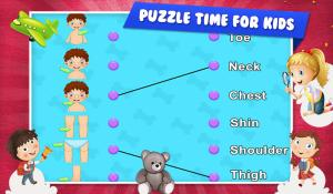 Baby Learning Human Body Parts 1.0.1 Screen 4