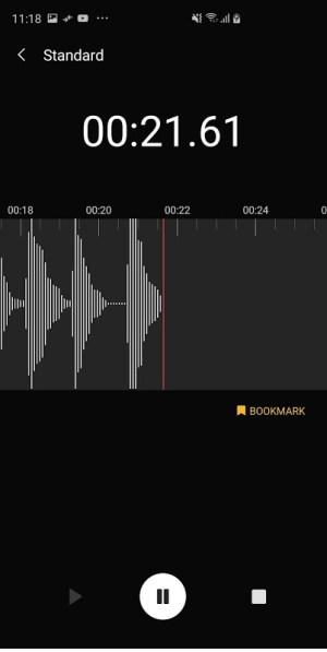Samsung Voice Recorder 21.2.20.28 Screen 6
