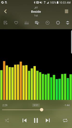 jetAudio HD Music Player 10.0.1 Screen 21