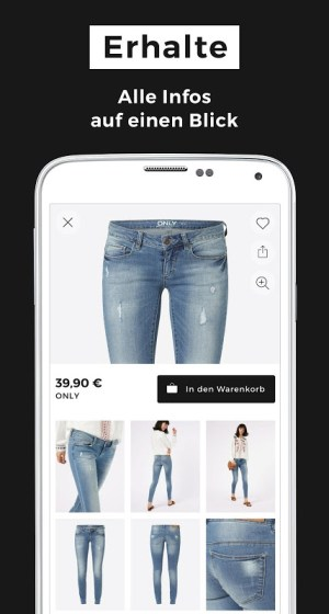 ABOUT YOU Mode Online Shop 4.34.1 Screen 2