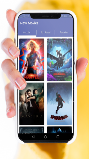 Android Cinema HD Movies To Watch Screen 3