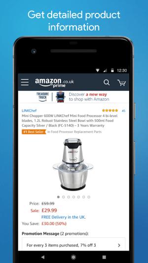 Amazon Shopping 16.4.0.100 Screen 3