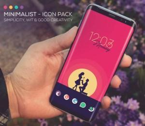 Minimalist - Icon Pack 1.2.4 Screen 7
