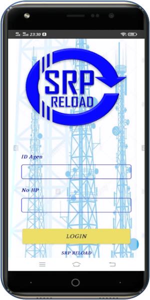 SRP RELOAD - Distributor Pulsa All Operator 3.19 Screen 6