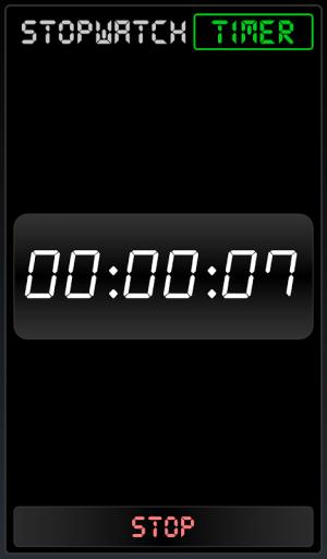 Stopwatch Timer 1.2.0 Screen 3