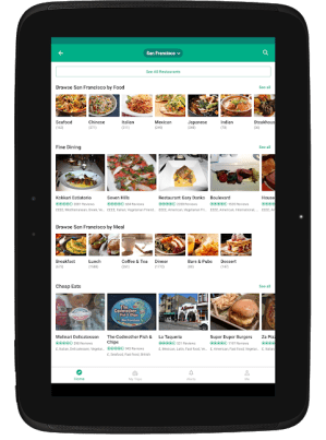 TripAdvisor Hotels Restaurants 27.8 Screen 8