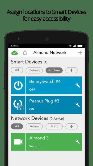 Almond 7.64 Screen 3