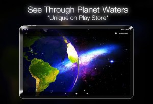 🌍 Earth Live Wallpaper 🌍 1.37 Screen 5