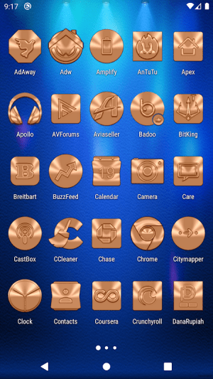 Android Sepia Icon Pack ✨Free✨ Screen 23