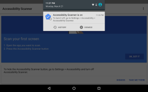 Accessibility Scanner 1.3.0.213565422 Screen 11