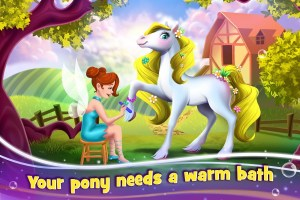Android Tooth Fairy Horse - Caring Pony Beauty Adventure Screen 4