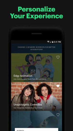 Android Hulu: Stream TV shows, hit movies, series & more Screen 7