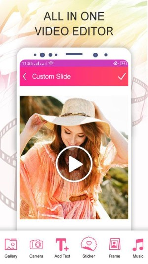 Shotcut Video: Free Video Editor, Easy Movie Maker 1.0.3 Screen 3