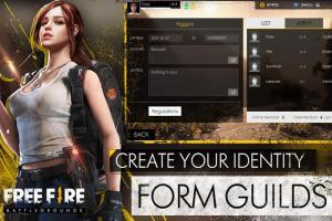 Free Fire - Battlegrounds 1.9.3 Screen 1