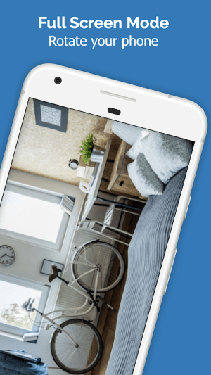 Cawice - Free Home Security Camera App for Android 1.4 Screen 3