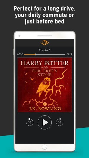 Audiobooks from Audible 2.26.0 Screen 1