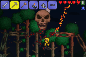 Terraria. 1.2.11585 Screen 2