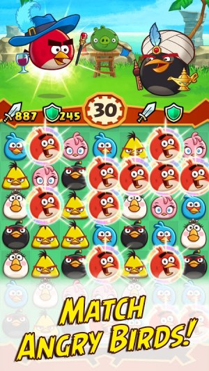 Angry Birds Fight! RPG Puzzle 2.5.6 Screen 5