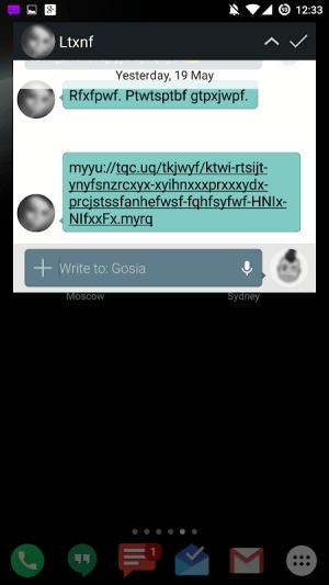 YAATA - SMS/MMS messaging 1.44.7.21808 Screen 5