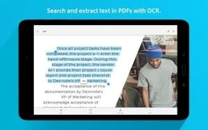 Adobe Scan: PDF Scanner, OCR 19.10.01 Screen 5