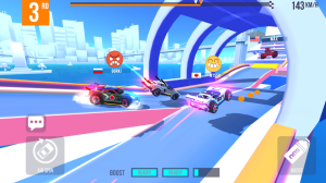 SUP Multiplayer Racing 2.2.4 Screen 5