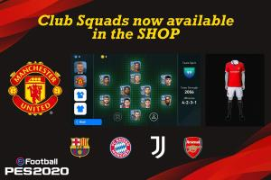 Android eFootball PES 2020 Screen 14