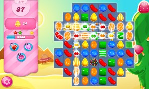 Android Candy Crush Saga Screen 23