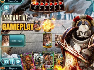 Android The Horus Heresy: Legions – TCG card battle game Screen 8