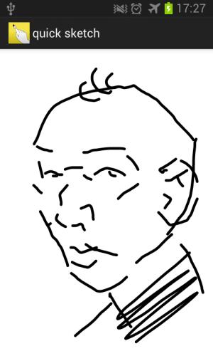 Hand Drawing 0.4b6 Screen 1