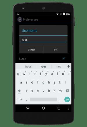 VU+ REMOTE CONTROL 1.5 Screen 3