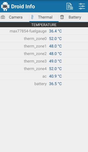 Droid Hardware Info 1.2.2 Screen 8